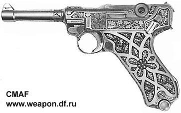 "Пистолет ""Парабеллум"" Hrul"