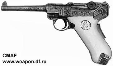 """Пистолет """"Парабеллум"""" Lib"""