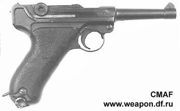 """Пистолет """"Парабеллум"""" Lug83"""
