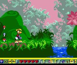 Les jeux méconnus de la Game Boy  - Page 11 Game-boy-rayman
