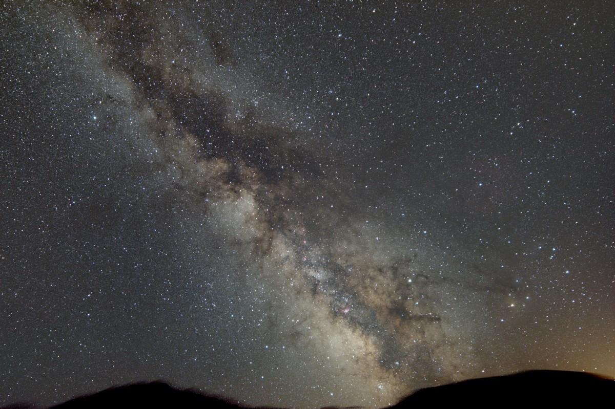 Voie lactée sous un ciel montagnard 12835-1502173745
