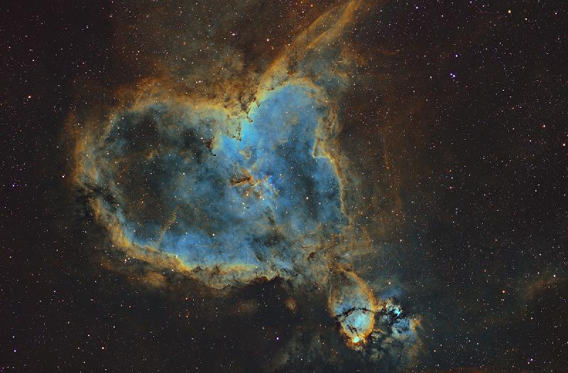 IC1805 - Le Coeur en SHO 12058-1484813621