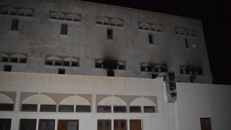 Monastir : Deuxième incendie dans un foyer en moins de 24 heures In