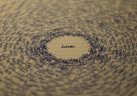 Fotografije citata i poruka Love-hate-picture-photo-handwriting