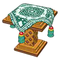Pictures of the Persian theme Embroideredpersianpedestal