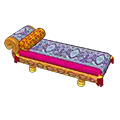 Pictures of the Persian theme Sultanssettee