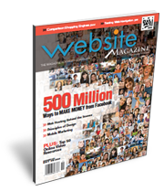 500 Million Ways to Make Money from Facebook Cover-NOV2010