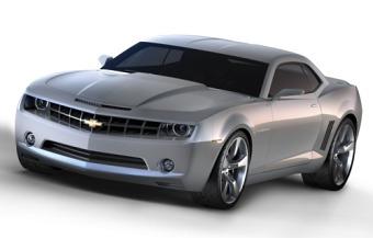chevrolet - 2008 - [Chevrolet] Camaro V Chevrolet-camaro-concept-1