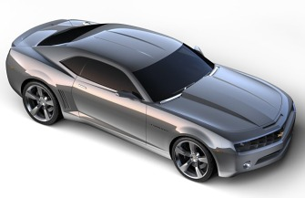 chevrolet - 2008 - [Chevrolet] Camaro V Chevrolet-camaro-concept-2