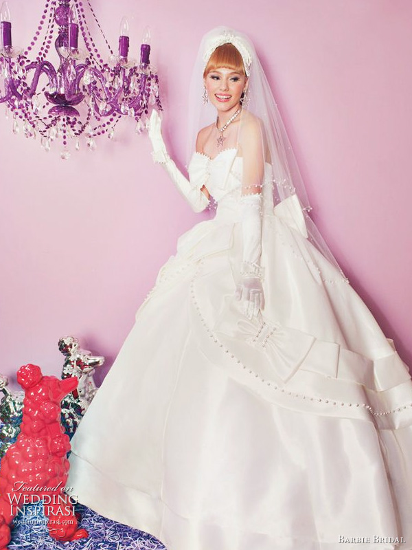 Wedding Dresses. - Page 5 Barbie-bridal-wedding-gown