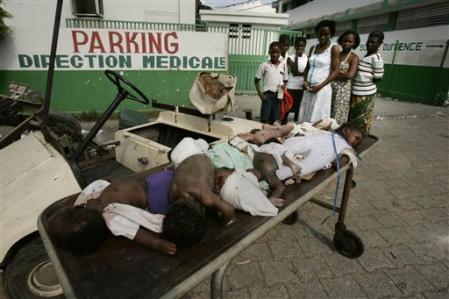 Vision de societe du senateur Lambert pour combattre le fascisme a Ayiti 11_bodies