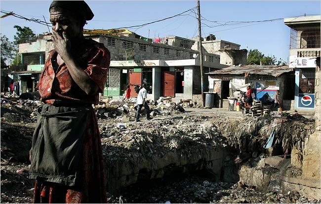 Vision de societe du senateur Lambert pour combattre le fascisme a Ayiti Fight_3