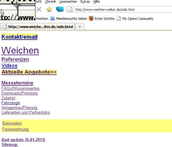 Homepage neu organisiert Corel004