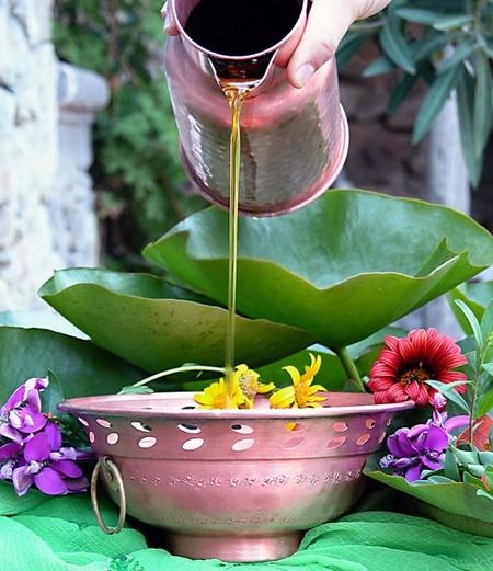 Come utilizzare un olio essenziale Olii-essenziali