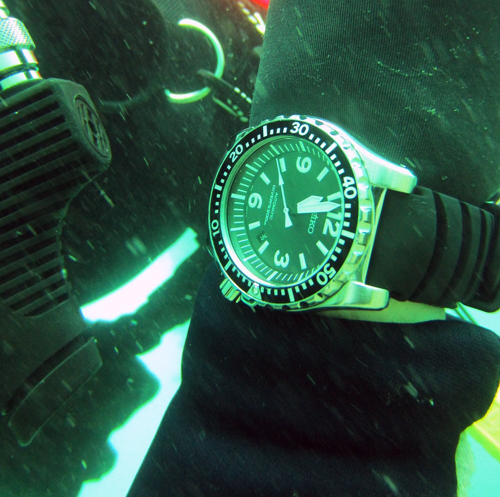 Sunday Dive: 14-04-2013 Coogee - Seiko SRP043 Seiko%20SRP043%20Coogee%2014-04-2013%201%20(2)