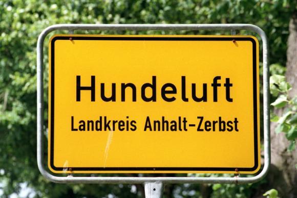 Die seltsamsten Ortsnamen in Deutschland Orte-hundeluft-1-DW-Vermischtes-Hundeluft