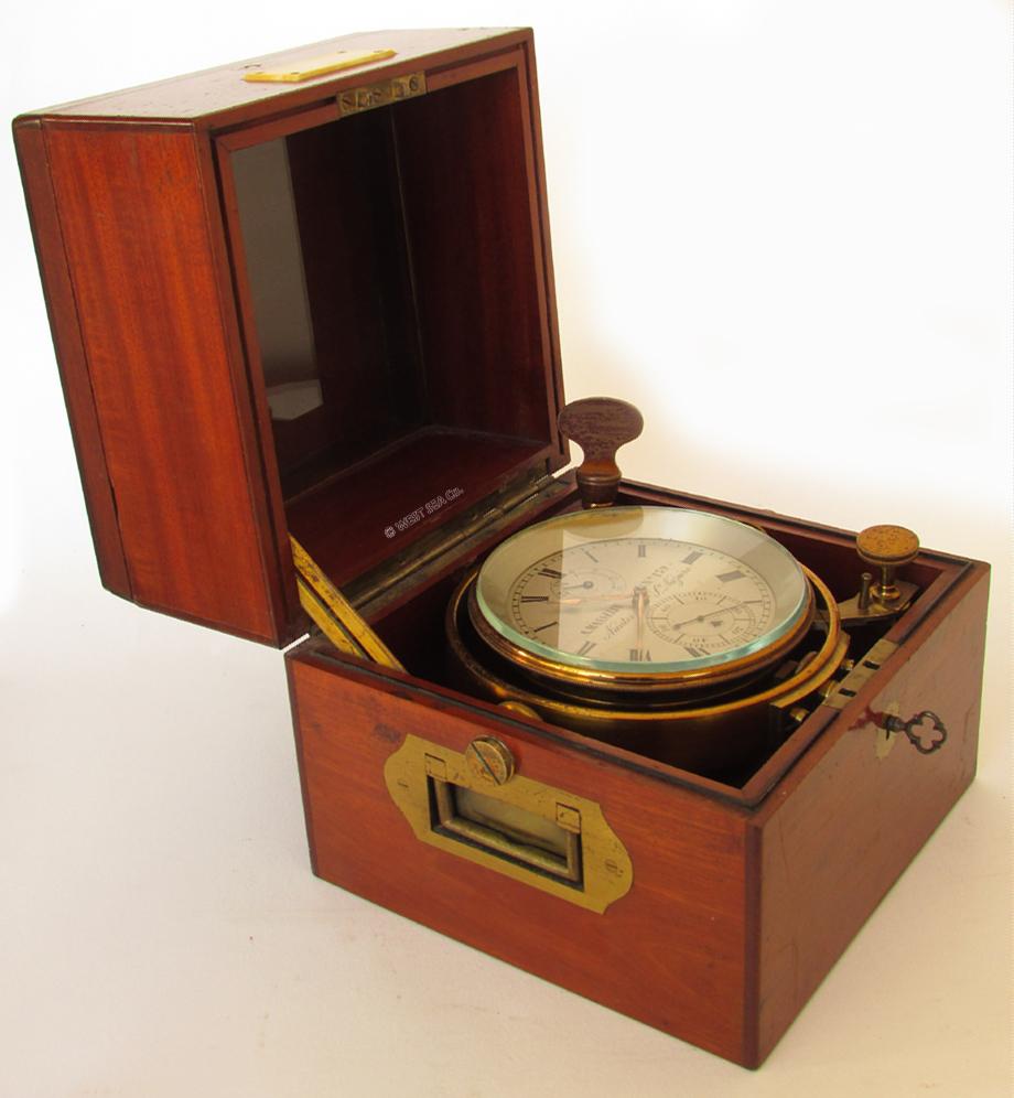 Il a débarqué : Revue d'un Chronomètre de Marine Hamilton de la WW2 - Page 5 13-42