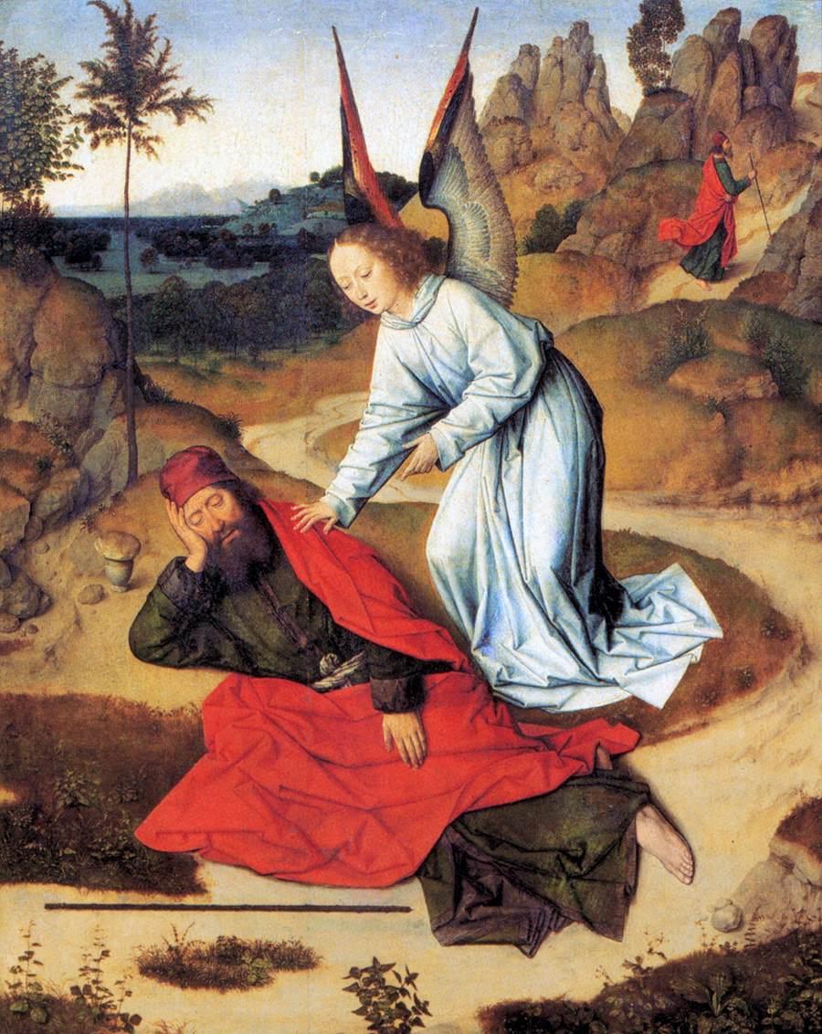 Saviez-vous que le grand prophète Elie était dépressif et suicidaire ? 5elijah
