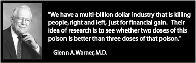 Big Pharma and the Medical Health Industry - Page 4 Warner