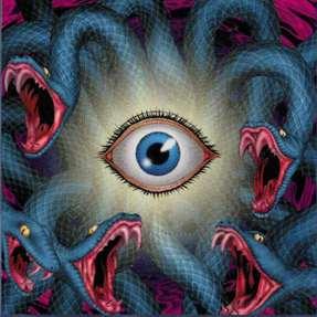 L'œil qui voit tout; tous les symboles des Illuminatis dans les médias 341kh712qws