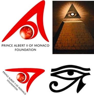 L'œil qui voit tout; tous les symboles des Illuminatis dans les médias Bmk32dtc
