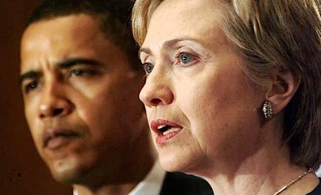 Advierten a Obama prepararse para la muerte de Hillary Clinton Aho1