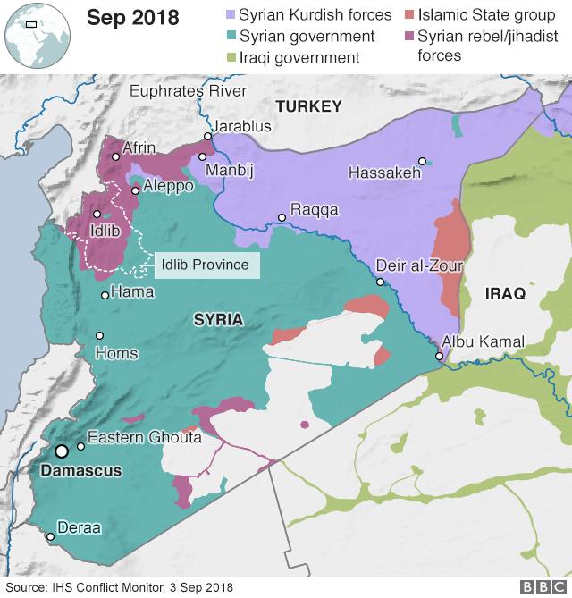 Border Crossing Idlib1