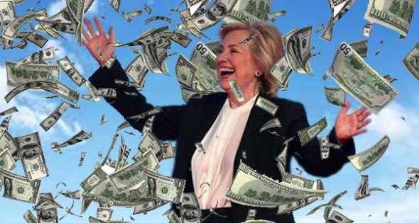 "Hillary Clinton ""Money Grab"" Causes US Election Chaos-With Civil War Not Far Behind Vvee2"
