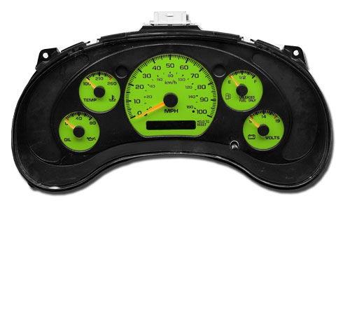 Options for restoring 75 Laguna dash gauges? Limegreen