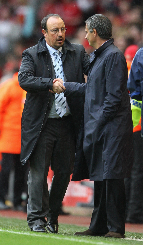 ¿Cuánto mide José Mourinho? - Altura - Real height 76175753