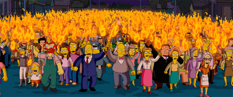 The BIG Wii Voting Thread, Voting Wii-kly: Thanks For Voting! - Page 15 Simpsons-Angry-Mob