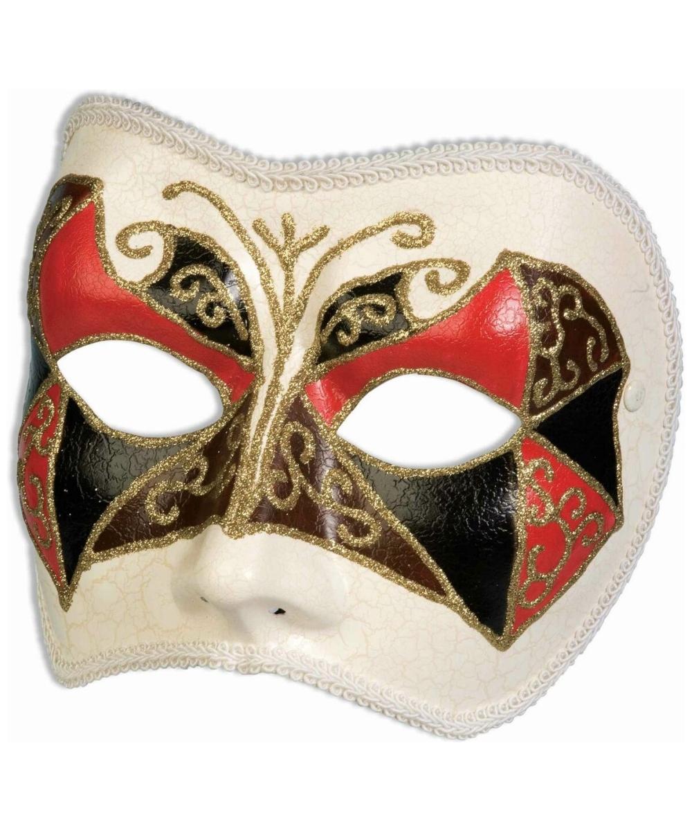 """Devlin Stanton >< """"Il existe une myriade de raisons de se faire tuer... c'est ce qui rend cette vie intéressante."""" Phantom-masquerade-adult-mask"""