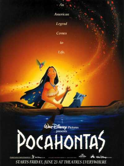 Pocahontas,une légende indienne Pocahontas