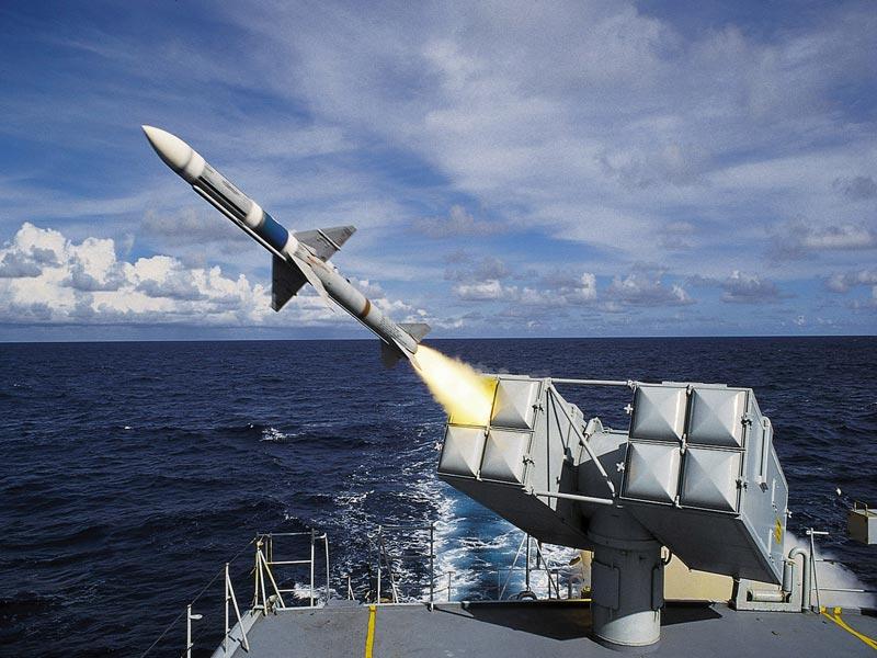 فرقاطة الجيل F 100 Seasparrow_shoot