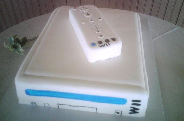 deseare comer uno de estos pasteles ... :P Wiicake