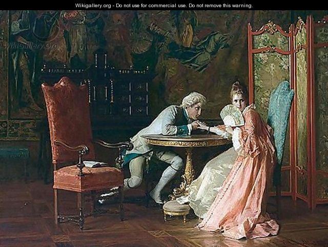 Fédérico Andréotti Painting1
