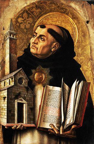 INSTRUCTION POUR LES ÂMES CHOISIES, par un fils de Saint Dominique de Guzmán. (espagnol/français) Santo_Tom%C3%A1s_de_Aquino