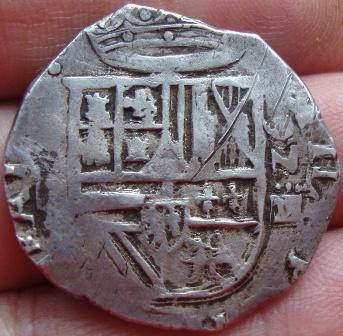 8 reales de FELIPE II, Sevilla. 1727719