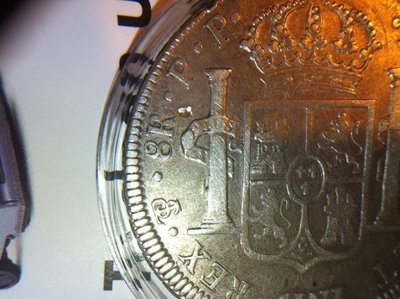 8 Reales de Carlos IV (Potosí PP, 1802) [WM n° 7576] 221602127