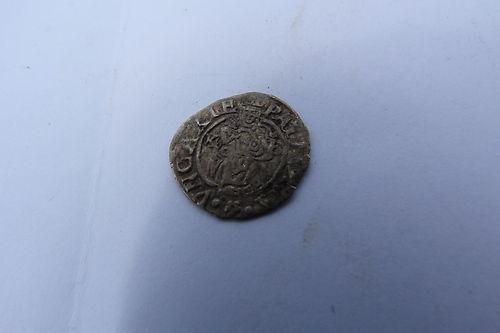 Denar hungaro de Rudolf II (1576-1608) 272191331