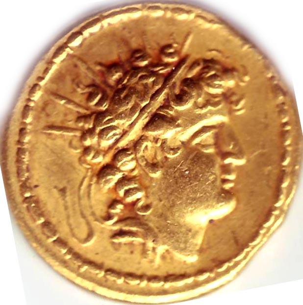 Estatera de Antiochos IV. Reino Seléucida 28931876