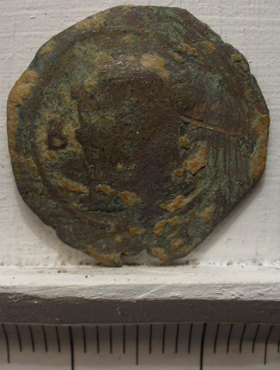 2 Maravedíes de Felipe III (Burgos, 1602) con resello IIII/1603 448799759
