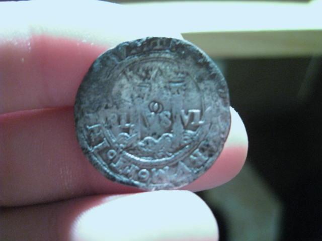 1 Real de Juana y Carlos (México, 1536-1566) parcialmente repintada 508575422