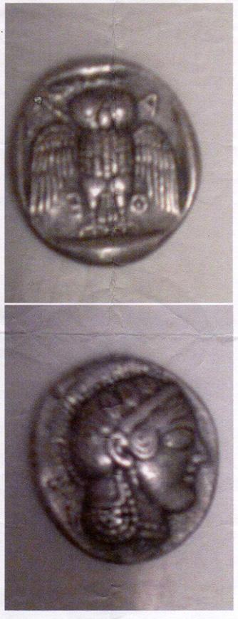 Decadracma de Atenas (Posible reproduccion) 509518760