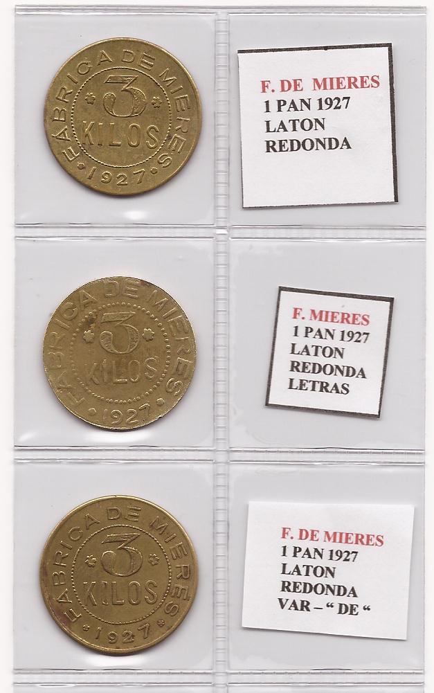 Variantes y curiosidades en las fichas de Fabrica de Mieres ( Asturias ) 553836867