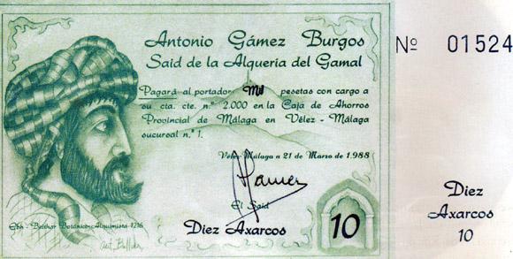 Las Monedas de la Axarquía 558790582