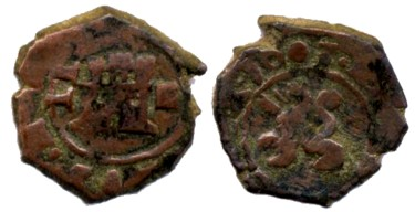 2 Maravedíes de Felipe III ó IV (Segovia, 1602-1603) 593015555