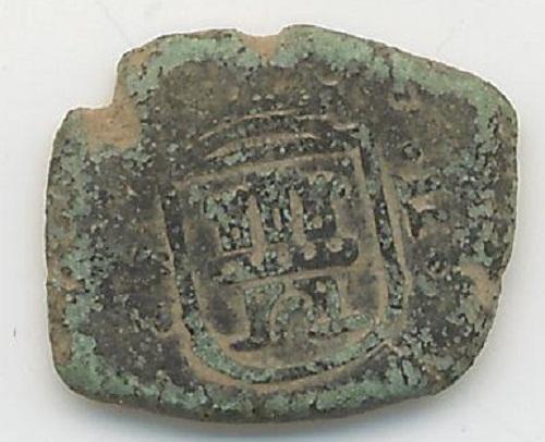 2 Maravedís de Carlos II (Coruña, 1680-1696) 773782886