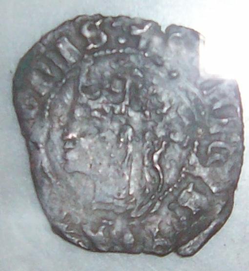 Cruzado de Enrique II (1369) emisiones posbélicas 806515061