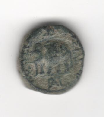 Bronce del rey seleucida Antioco III (223-187 aC) 812548141